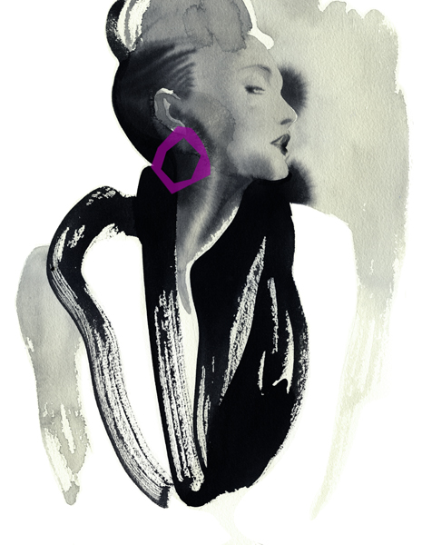14 amazing fashion illustrators