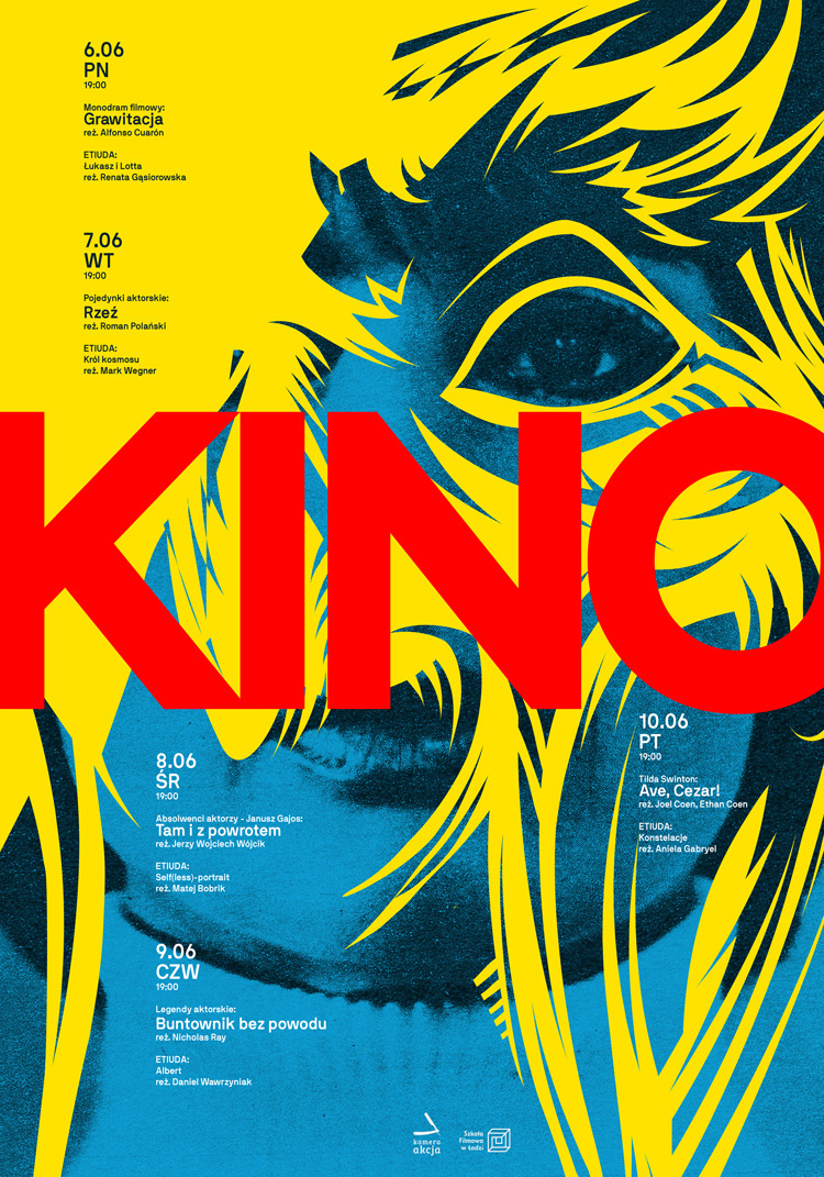 The art of poster design, Krzysztof Iwanski